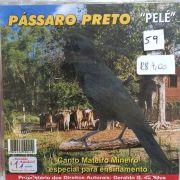 CD Passaro Preto Pele