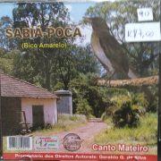 CD Sabia Poca de Bico Amarelo - Canto Mateiro