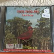 CD Tico Tico Rei Estrela de Fogo canto 21
