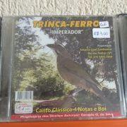 CD Trinca Ferro Imperador ( Canto Clássico )