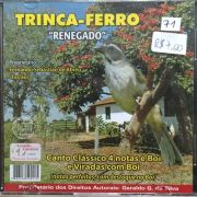 CD trinca ferro renegado