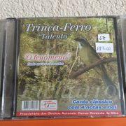 CD Trinca Ferro Talento ( canto ao vivo sem cortes )
