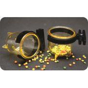 Porta Vitaminas Pequeno Luxo - Linha Coleira 55LX