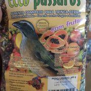 Ração Ecco Passaro para Trinca Ferro com Frutas