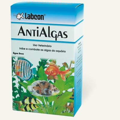 ANTIALGAS LABCON 15 ML- ELIMINA MICRO ALGAS E AGUA VERDE