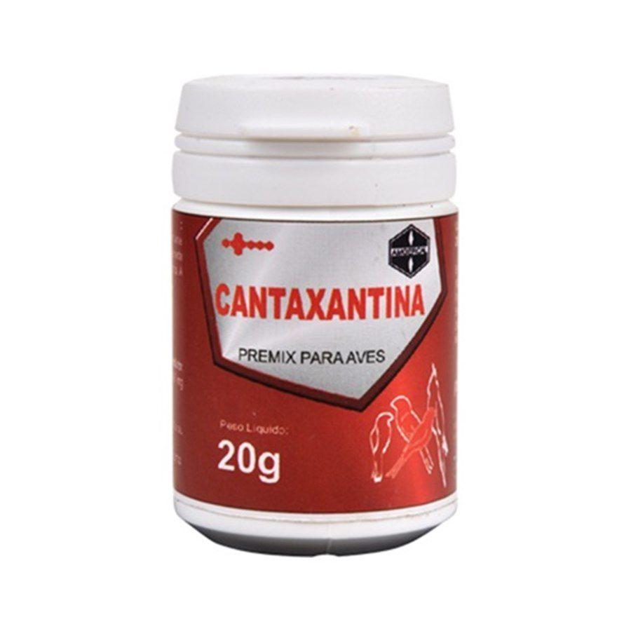 Cantaxantina 20g