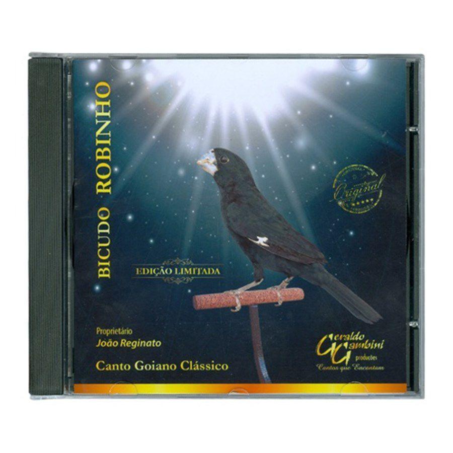 CD Bicudo Robinho - Canto Goiano Clássico