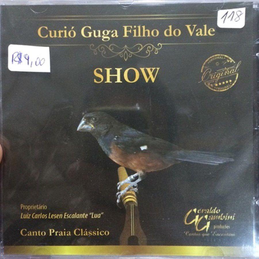 CD Curio Guga Filho do Vale