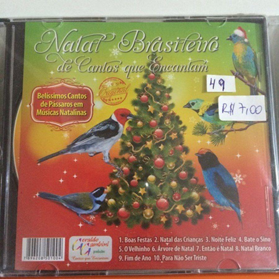 CD Natal Brasileiro de Cantos que Encantam