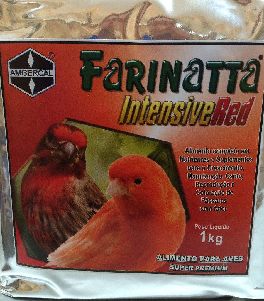 Farinatta Intensive Red 1kilo