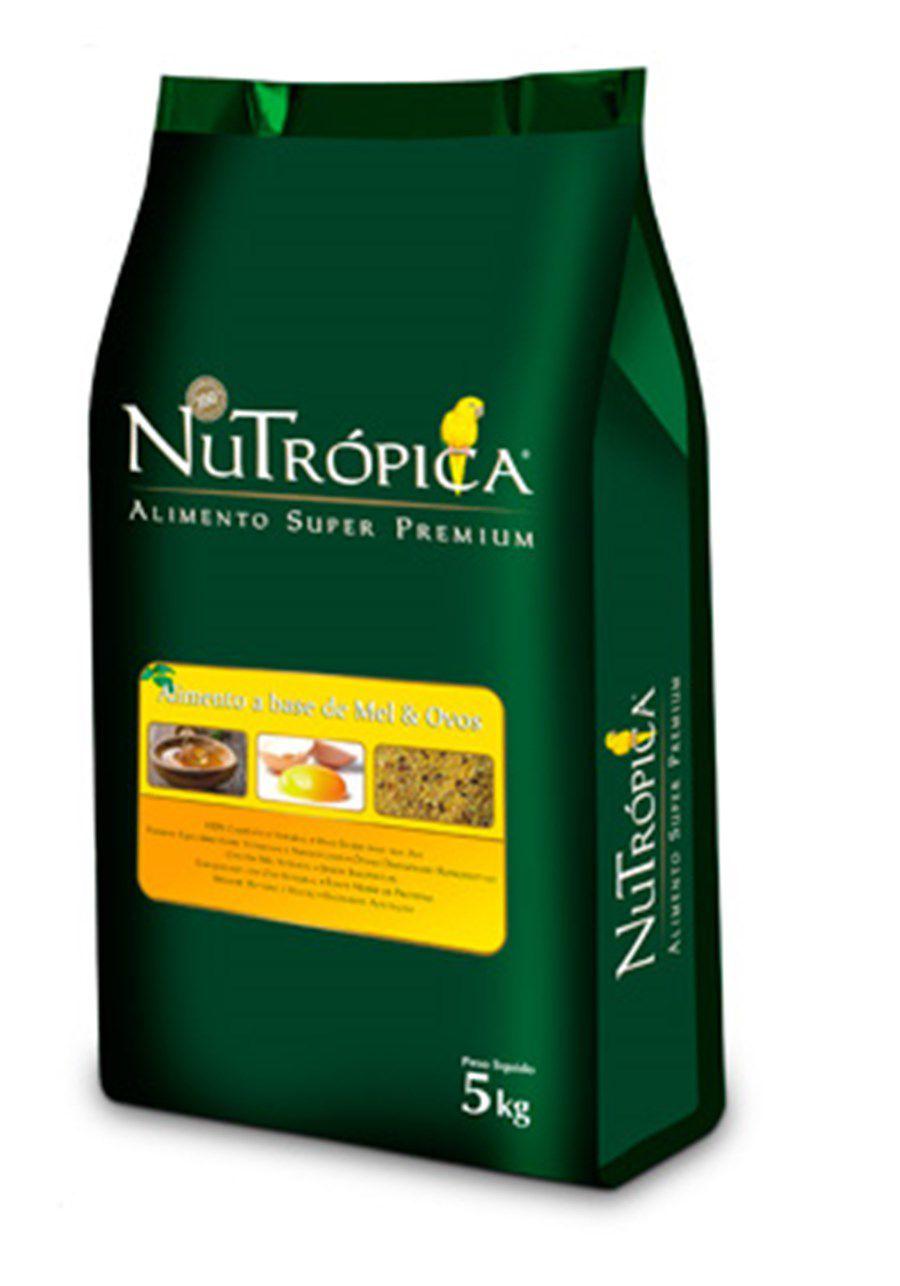 Farinhada Nutropica Mel e Ovos - 5 Kilos