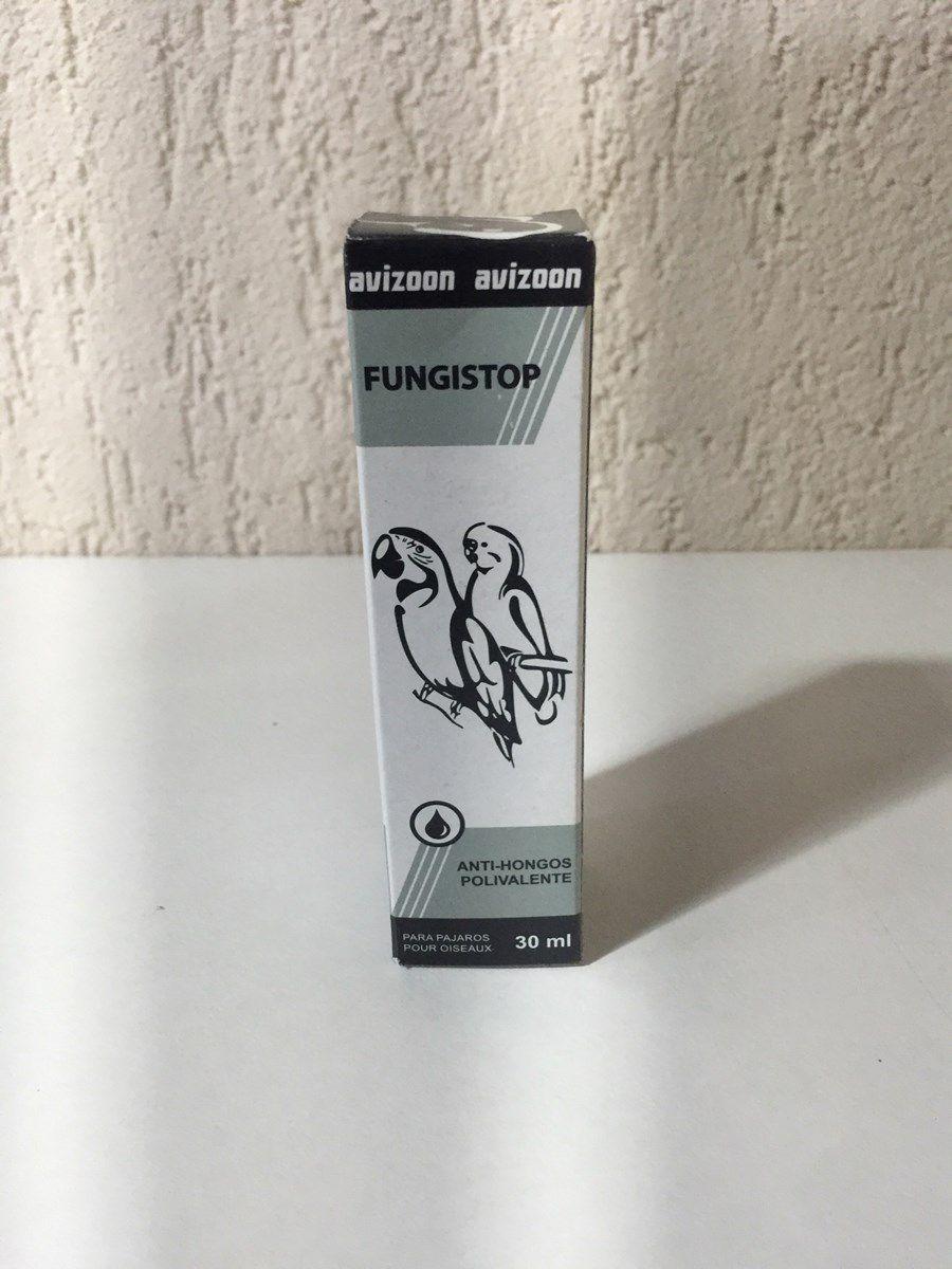 Fungistop 30ml - Melhor Antifúngico do Mundo