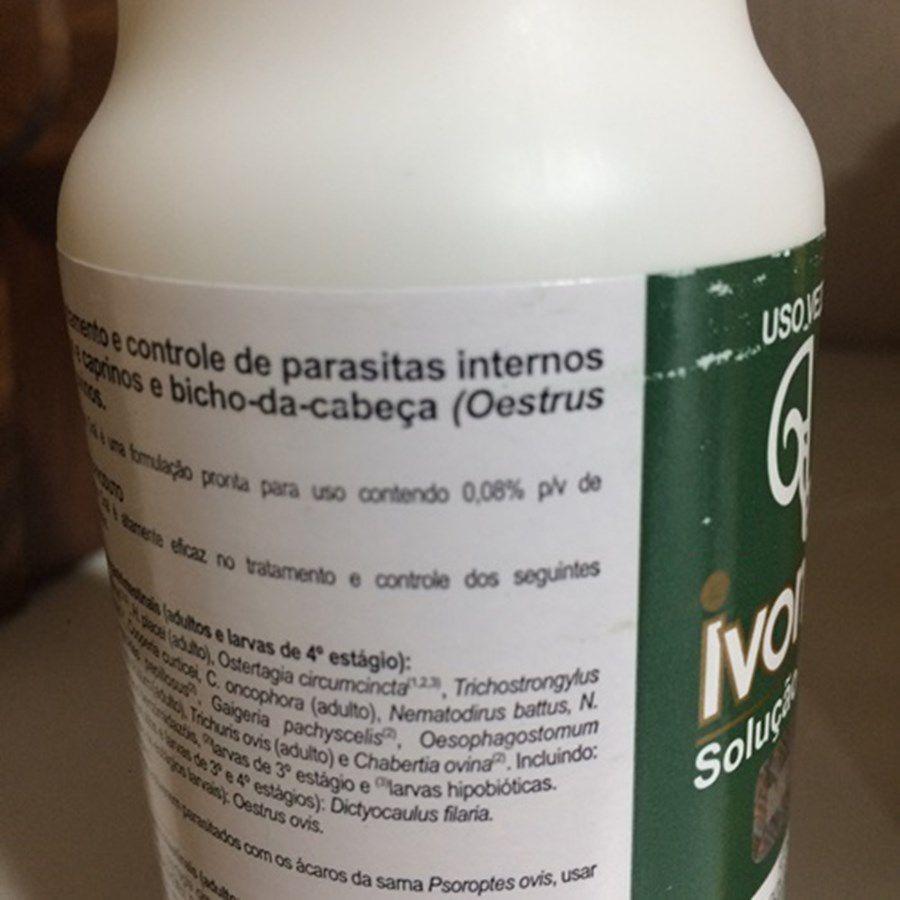 Ivomec - Solução Oral - 0,08% de ivermectina