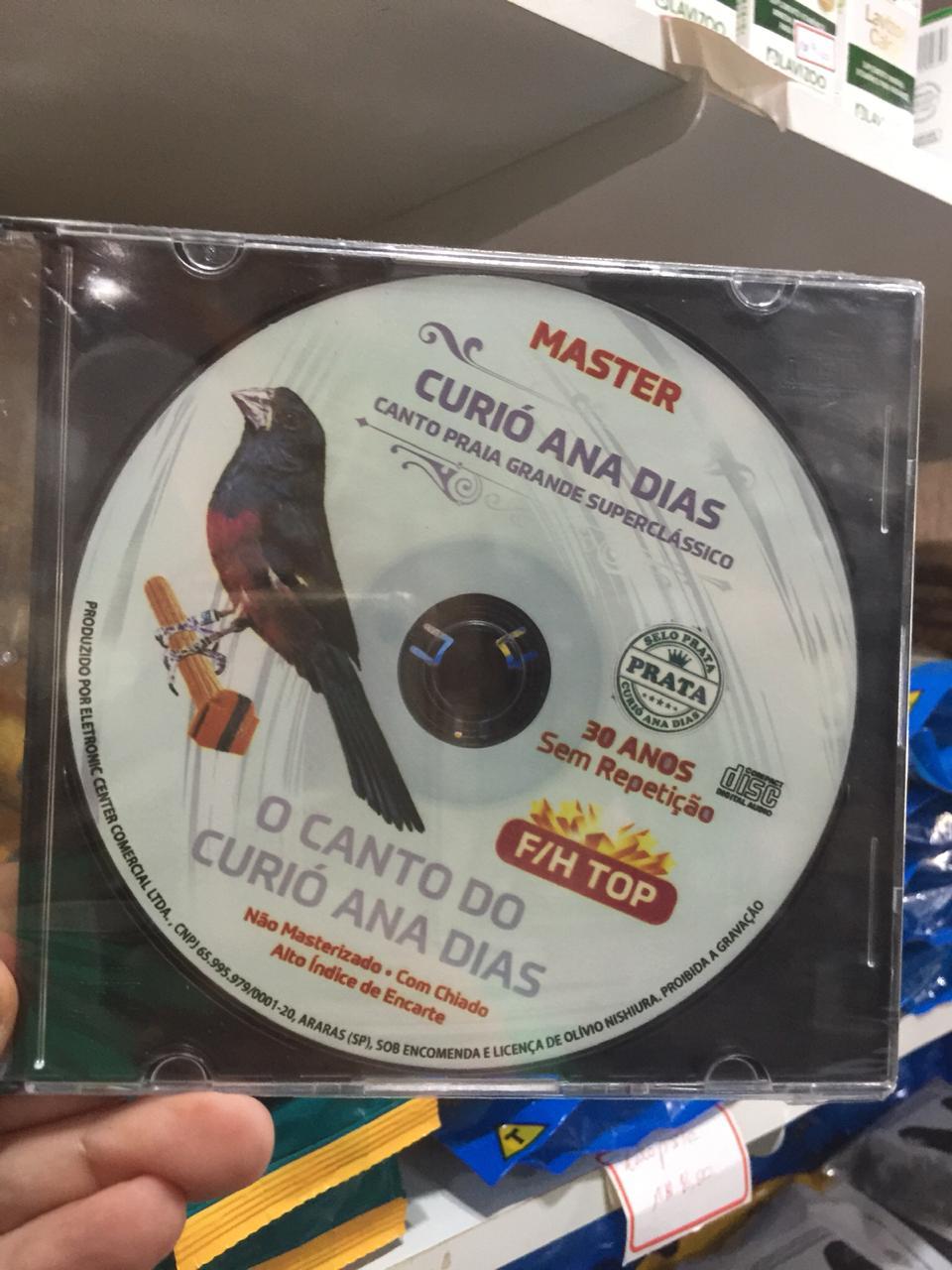 LANCAMENTO CD SELO PRATA FH 30 ANOS TOP SEM REPETICAO