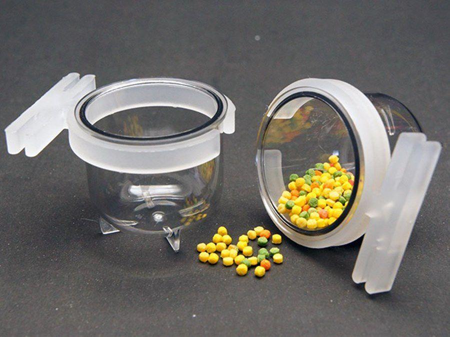 Porta Vitaminas Fume Medio 55.4