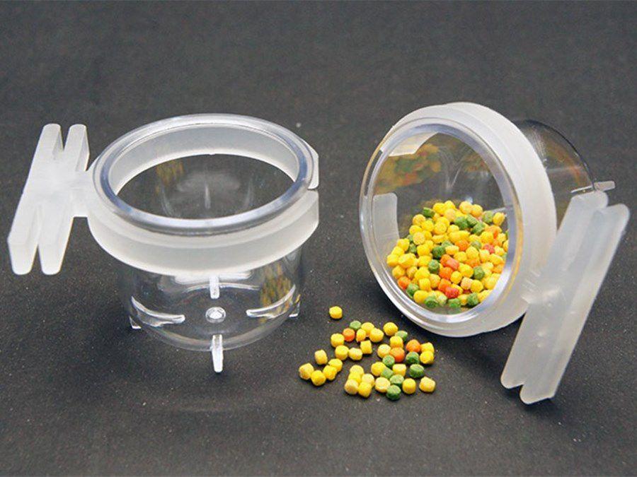 Porta Vitaminas Médio Cristal -55.3