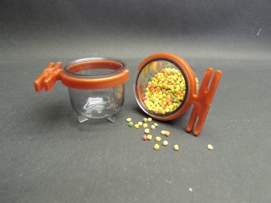 Porta Vitaminas Medio Fume C/ Presilha Cobre 55.4C