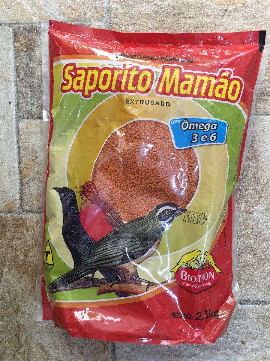 Saporito Mamao 2,5KG