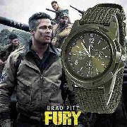 45f8b779e6a Relógio Militar Gemius Army Sport Exército Preto Ou Verde