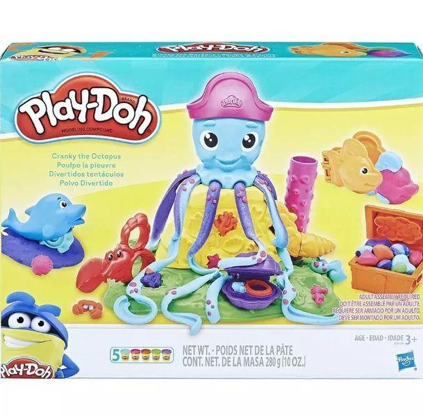 4a01e01567 Massinha De Modelar Play-doh Polvo Divertido Hasbro - Brinkmais
