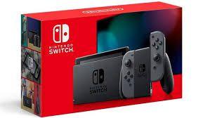 Nintendo Switch Cinza - Nova Edição