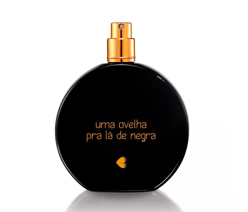 Deo Colônia Uma Ovelha Pra La De Negra 75ml