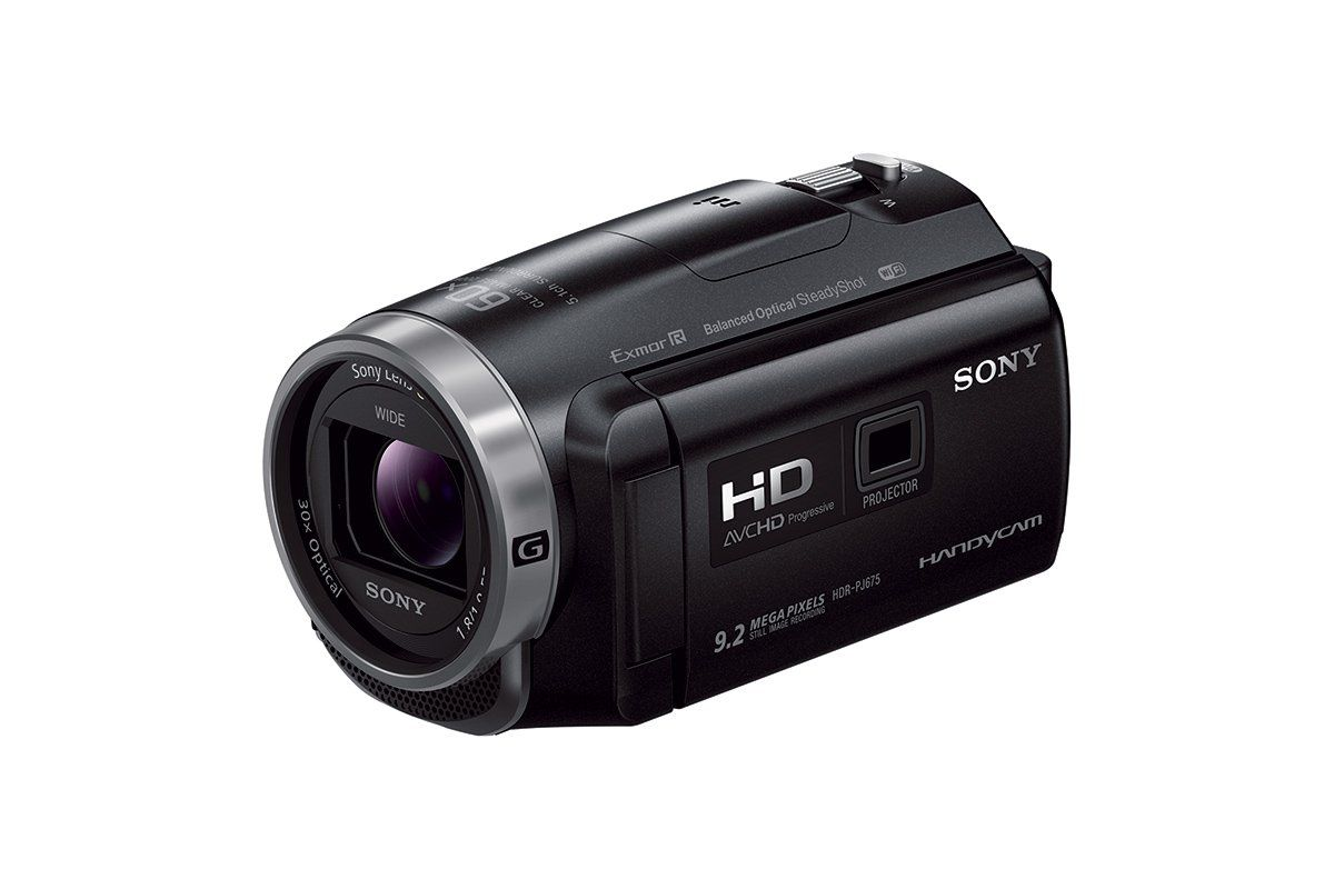 Filmadora Sony HD