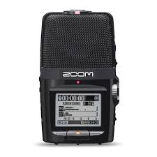 Gravador de Audio Zoom