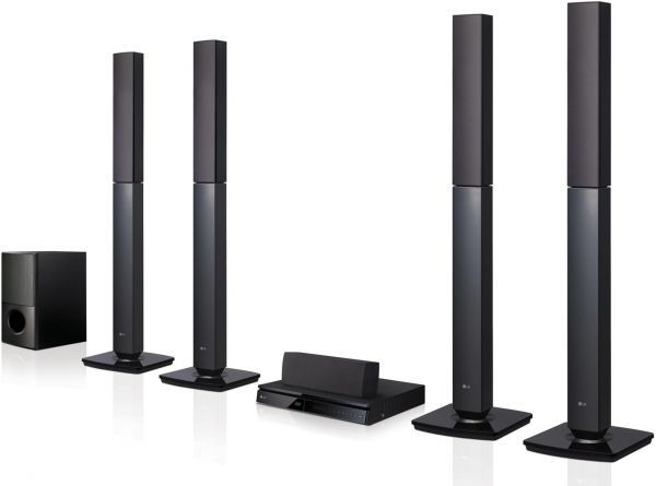 Home Theater Souq | LG LHD657 DVD