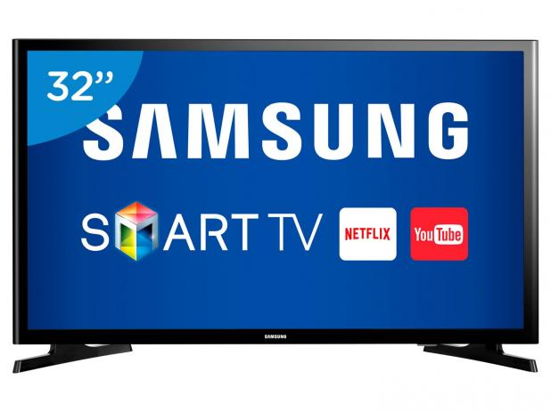 "Smart TV LED 32"" Samsung"