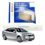 Filtro De Cabine Ar Condicionado Kia Cerato 2010 2011 2012 2013 | Bosch 0986BF0562