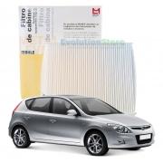 Filtro De Cabine Ar Condicionado Mahle MetalLeve Hyundai i30 2009 a 2012 - LA648
