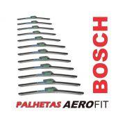 Palheta Bosch Aerofit Unitária, Nos Tamanhos Do AF14 Ao AF26