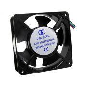 Ventilador Cooler Ventoinha Gc Metálico 120x120x38 110v 220v