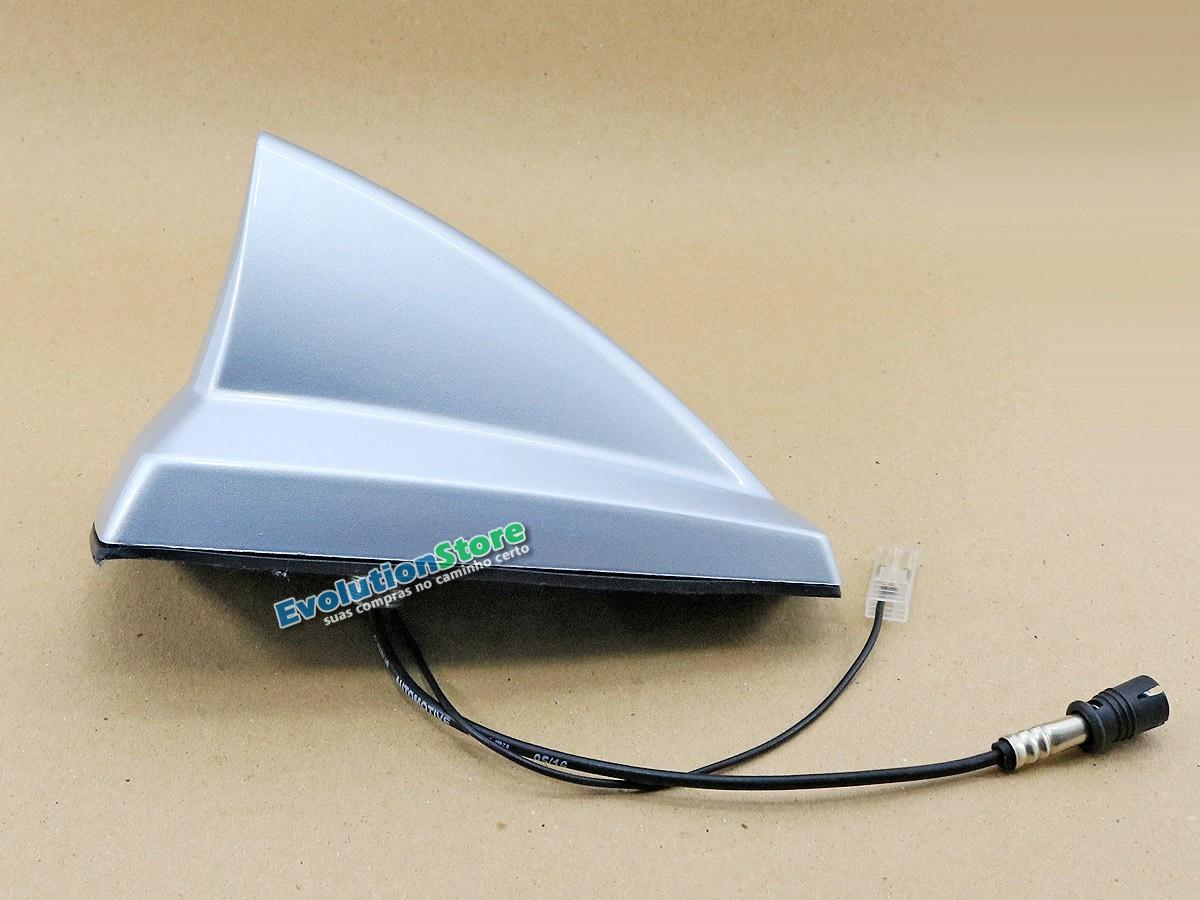 Antena New Shark Olimpus PRATA (11.03.0347) Automotiva Teto Carro  - EvolutionStore - Peças e Acessórios Automotivos