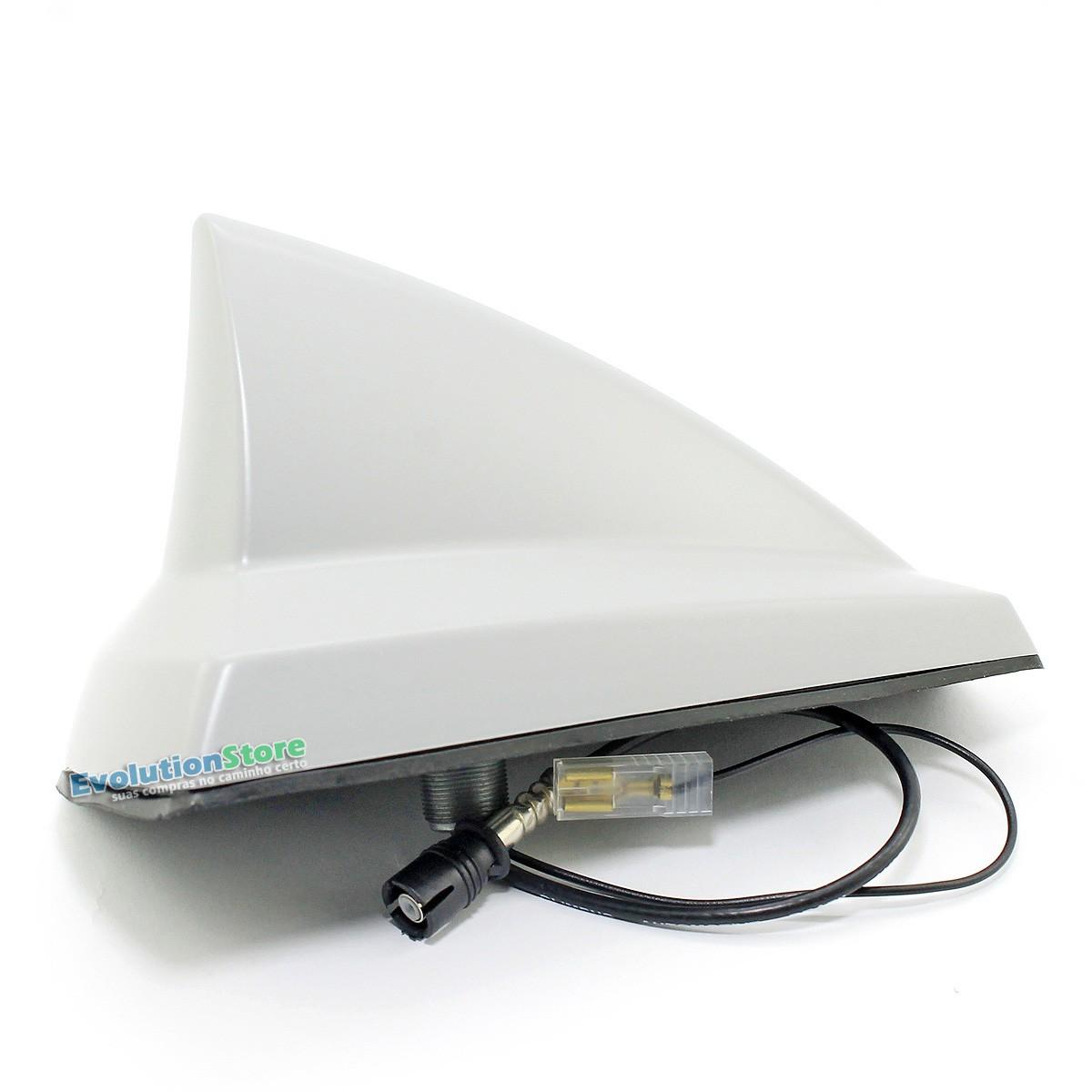 Antena New Shark Olimpus PRIMER (Para Pintar) (11.03.0346) Automotiva Teto Carro  - EvolutionStore - Peças e Acessórios Automotivos