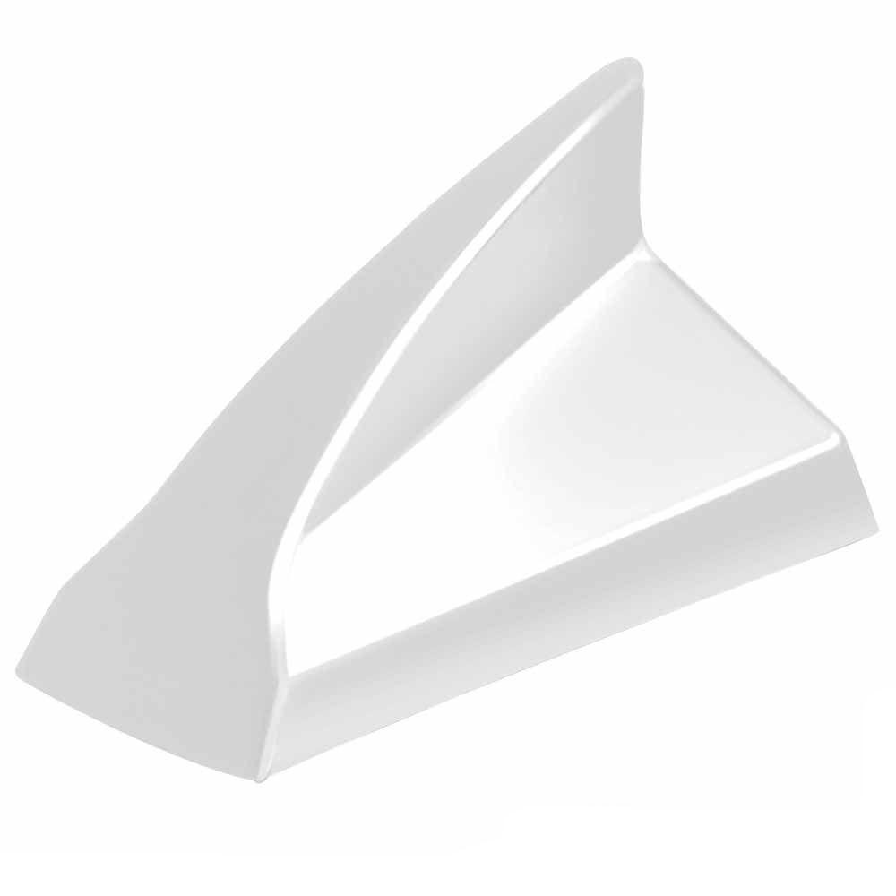 Antena Shark Decorativa Antico BRANCA AN077  - EvolutionStore - Peças e Acessórios Automotivos