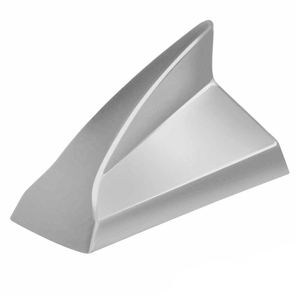 Antena Shark Decorativa Antico PRATA AN075  - EvolutionStore - Peças e Acessórios Automotivos