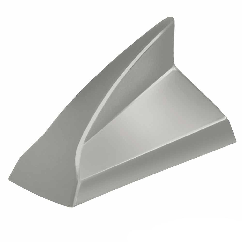 Antena Shark Decorativa Antico  PRIMER AN078 (Para Pintar)  - EvolutionStore - Peças e Acessórios Automotivos
