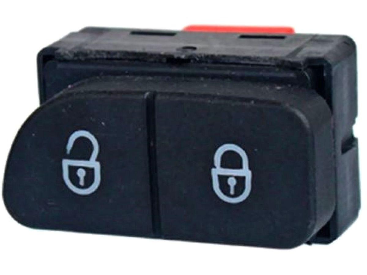 Botão Interruptor Trava Destrava Gol Saveiro Voyage G5 G6  - EvolutionStore - Peças e Acessórios Automotivos