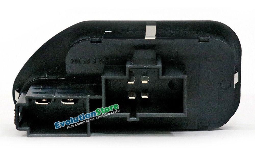Botão Interruptor Vidro Elétrico Ford Fiesta Ecosport Duplo  - EvolutionStore - Peças e Acessórios Automotivos