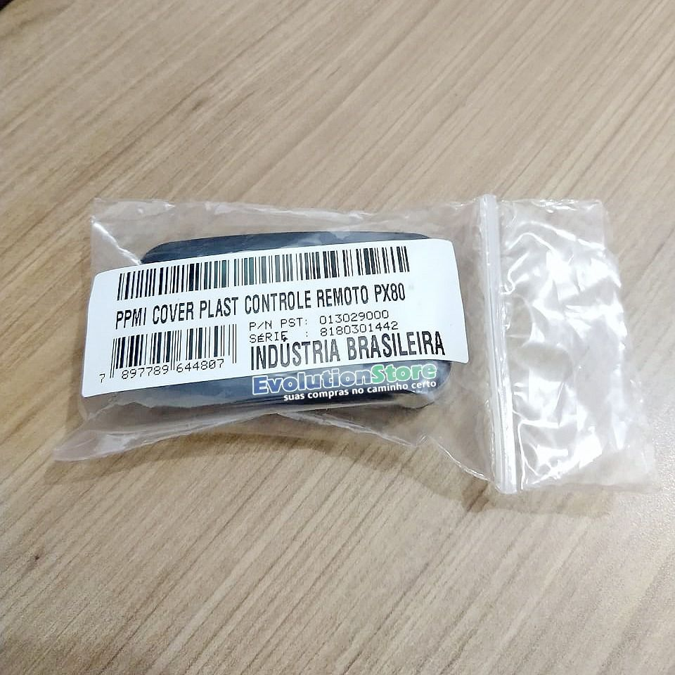 Cover Capa Do Controle Pósitron PX80 Controle Chave Canivete  - EvolutionStore - Peças e Acessórios Automotivos