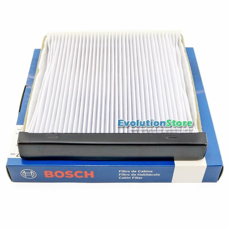Filtro De Cabine Ar Condicionado Corolla 2003 À 2007 Com Spray Higienizador | Bosch 0986BF0557  - EvolutionStore - Peças e Acessórios Automotivos