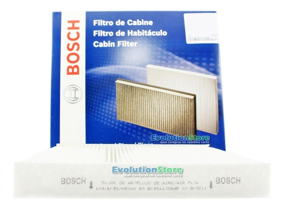 Filtro De Cabine Ar Condicionado Hyundai Tucson Hb20 Ix35 Veloster   Bosch 0986BF0562  - EvolutionStore - Peças e Acessórios Automotivos