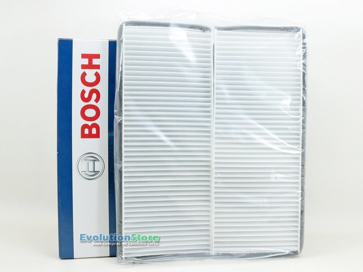 Filtro De Cabine Ar Condicionado  Nissan Frontier | Bosch 0986BF0582  - EvolutionStore - Peças e Acessórios Automotivos