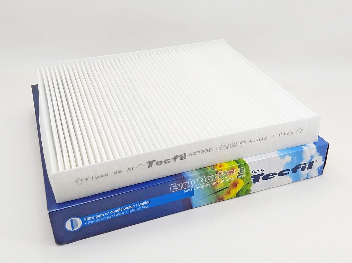 Filtro De Cabine Ar Condicionado Tecfil Nova Tracker 2020 2021 e Onix Plus 2020 Em Diante  - EvolutionStore - Peças e Acessórios Automotivos