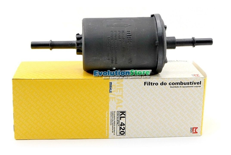 Filtro De Combustível Mahle Metalleve KL420  - EvolutionStore - Peças e Acessórios Automotivos