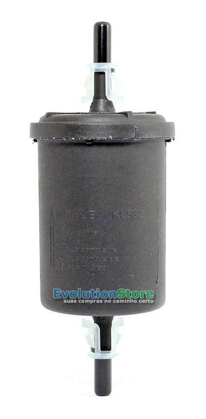 Filtro De Combustível Mahle Metalleve KL582  - EvolutionStore - Peças e Acessórios Automotivos