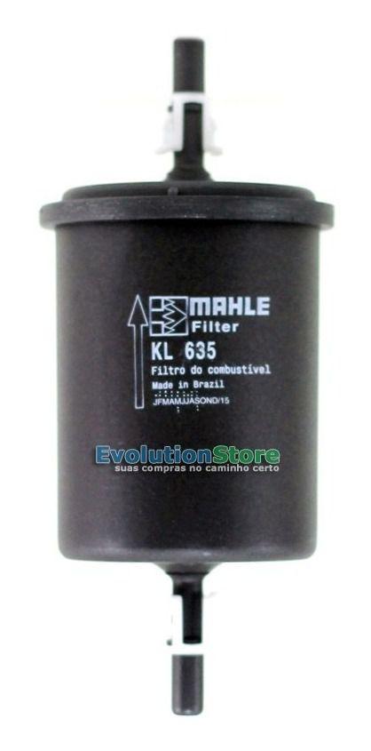 Filtro De Combustível Mahle Metalleve KL635  - EvolutionStore - Peças e Acessórios Automotivos