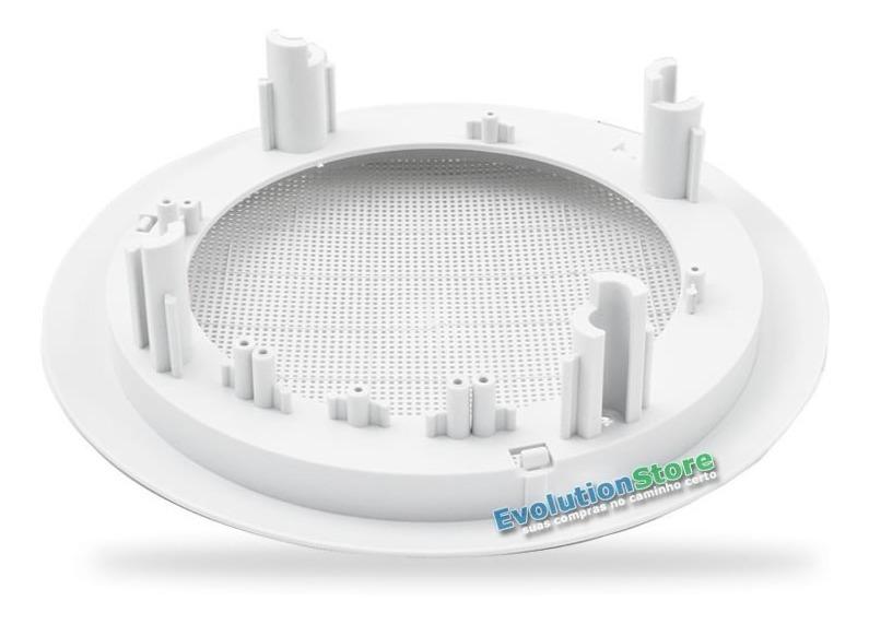 KIT 4x Arandela Redonda Com Alto Falante JBL Flex 6 Polegadas Som Ambiente Gesso Embutir Teto  - EvolutionStore - Peças e Acessórios Automotivos